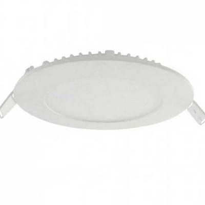 Downlight LED Slim Empotrable Redondo 18W 1450lm Ø20cm 3000K Blanco Eilen