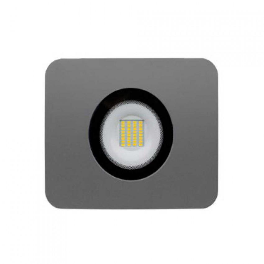 Proyector LED 20W Ultraslim de Exterior IP65 Orientable Aluminio 4000K 7hSevenOn