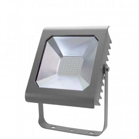 Proyector LED 50W Ultraslim de Exterior IP65 Orientable Blanco 4000K 7hSevenOn