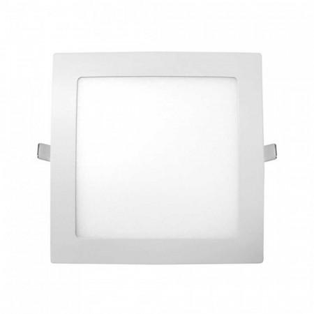 Downlight LED Ultraslim Empotrable Cuadrado 18W 1600lm 20,5x20,5cm 4000K Blanco Eilen