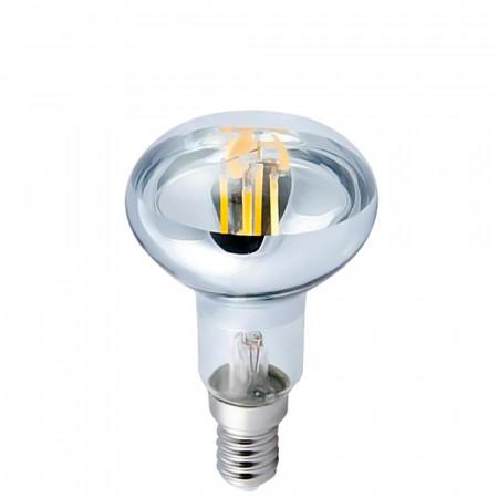 Bombilla LED Filamento Reflectora E14 6W Equi.40W 470lm 3000K 15000H 7hSevenOn