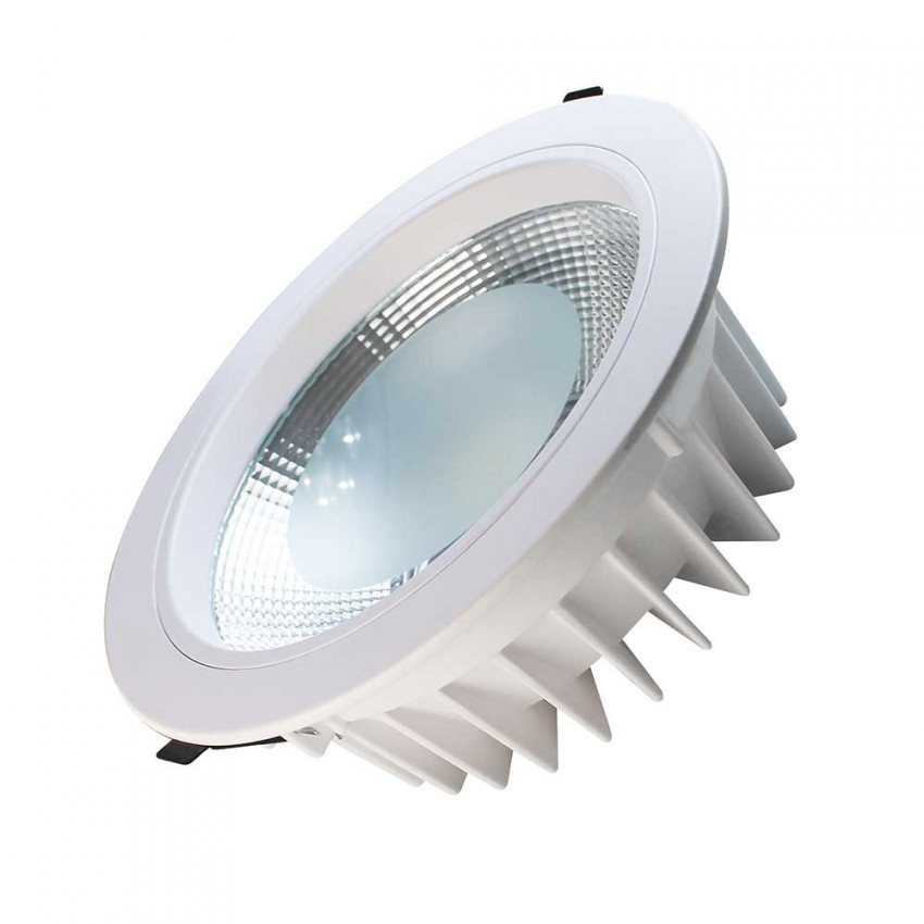 Downlight LED Empotrable Redondo 15W 1283lm Ø10,5cm 4000K Blanco Eilen