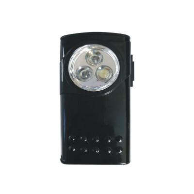Linterna LED de Trabajo Clásica Compacta y 3 Pilas LR03-AAA Incluidas 7hSevenOn Deco