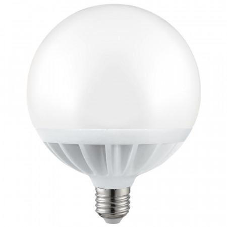 Bombilla LED Globo E27 25W Equi.150W 2452lm 3000K 25000H 7hSevenOn LED