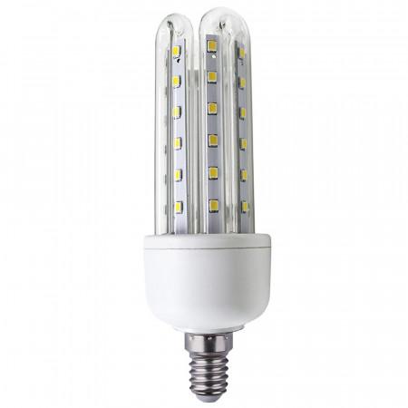 Bombilla LED 4U E14 11W Equi.60W 1055lm 4000K 15000H 7hSevenOn