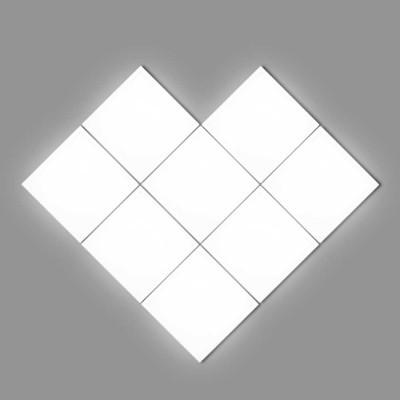Figura LED CUORE Decorativa 28W 1600lm 4000K 54x64cm 7hSevenOn Deco
