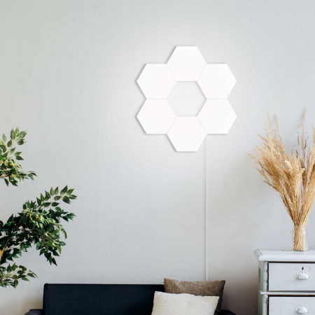 Figura LED BLOOM Decorativa 21W 1200lm 4000K 47x48cm 7hSevenOn Deco