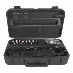 Miniamoladora 135W y KIT de Cabezales RDM Quality Tools
