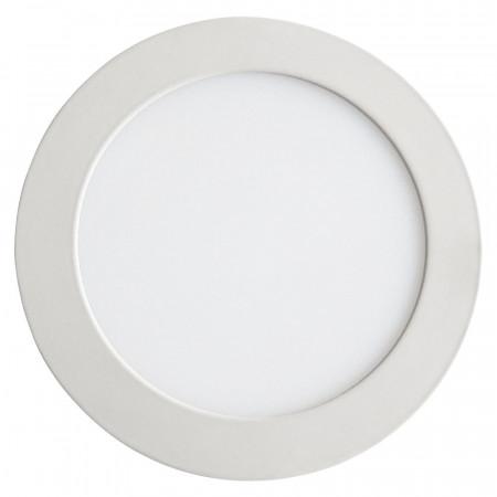 Downlight LED Ultraslim Empotrable Redondo 18W 1600lm Ø21cm 4000K Blanco 7hSevenOn LED