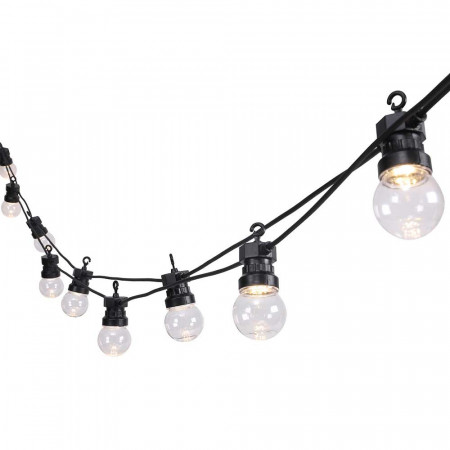 Guirnalda LED Decorativa 20 Luces de Exterior 10m IP44 7hSevenOn Outdoor
