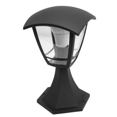 Aplique Sobremuro de Exterior IP44 Moderno Negro 7hSevenOn Outdoor