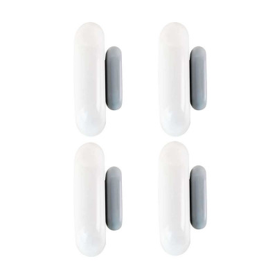 Pack 4 Sensores de Puertas y Ventanas WiFi con Aviso vía Smartphone/APP 7hSevenOn Home
