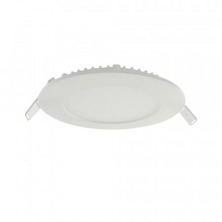 Pack 3 Mini Downlight LED Ultraslim Empotrable Redondo 4W 300lm Ø7cm 4000K Blanco 7hSevenOn