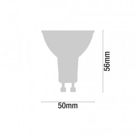 Pack 2 Bombillas Halógenas Spotlight GU10 42W 2900K 1Primer Low Cost