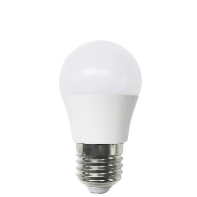 Bombilla LED Esférica E27 7,4W Equi.60W 806lm 25000H Eilen