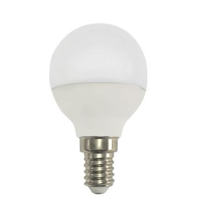 Bombilla LED Esférica E14 7,4W Equi.60W 806lm 25000H Eilen
