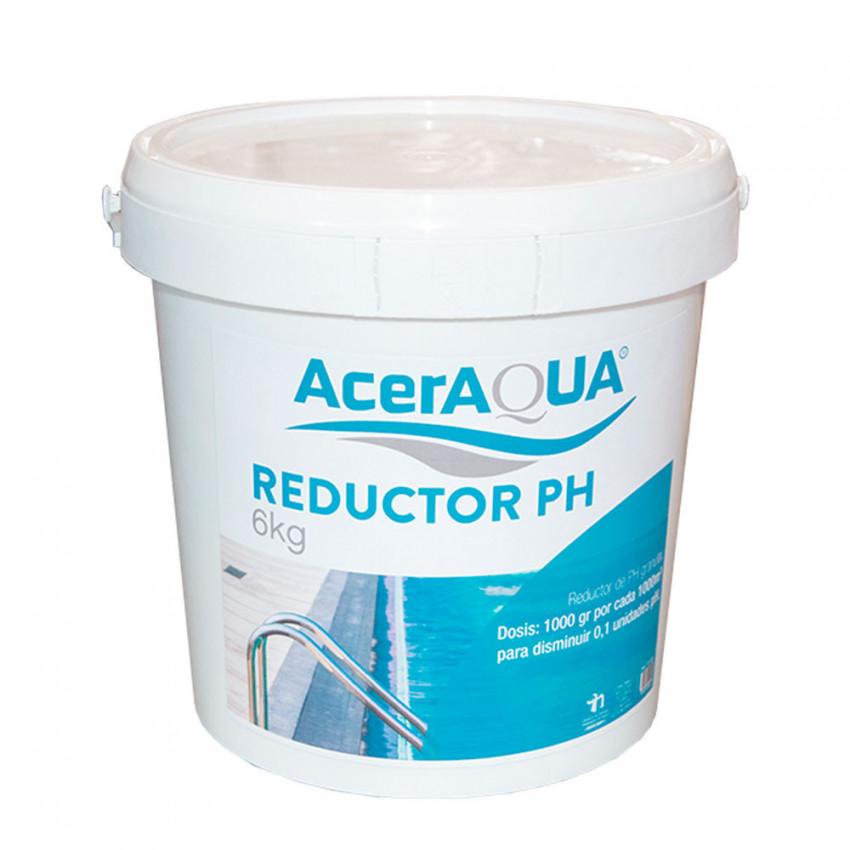 Reductor de pH Granular 6Kg Aceraqua