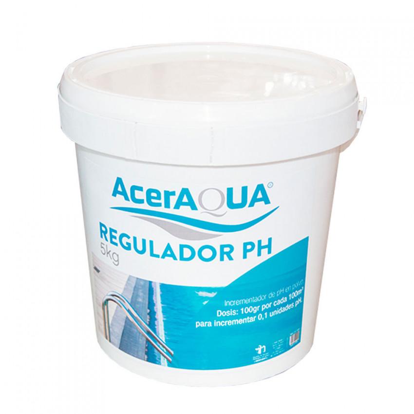 Incrementador de pH en Polvo 5Kg Aceraqua