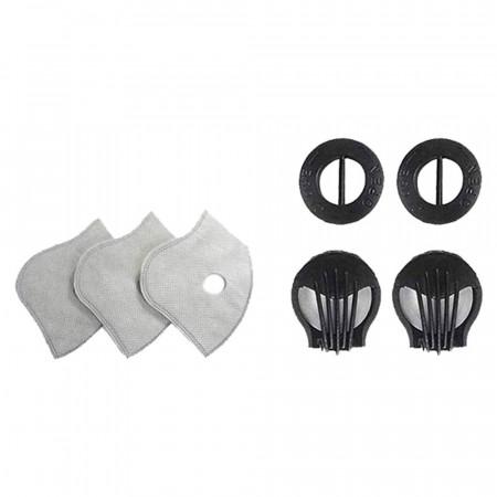 Kit Recambios 3 Filtros de Carbón Activado + 2 Válvulas O91