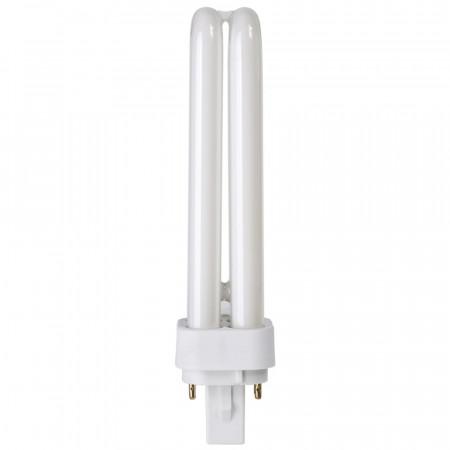 Bombilla CFL Bajo Consumo Bipin G24D3 2U 26W 1456lm Economiklas