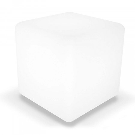 Cubo LED RGB Decorativa 40x40cm con Mando 7hSevenOn Outdoor