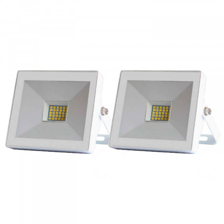Pack 2 Proyectores LED 20W...