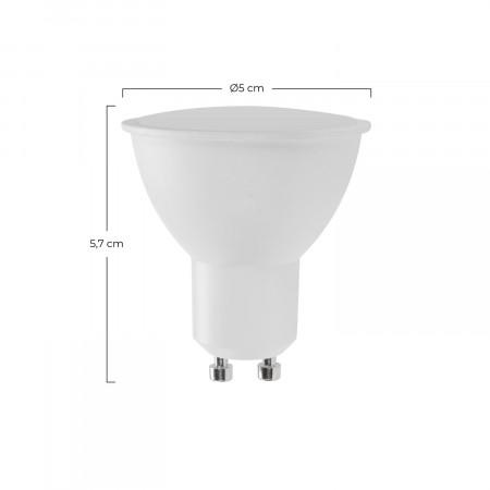 Bombilla LED GU10 Spotlight 8W Equi.60W 700lm Raydan Home