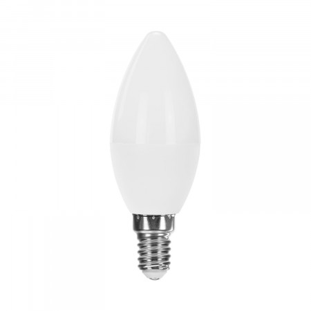 Bombilla LED Vela E14 7,4W Equi.60W 806lm Raydan Home