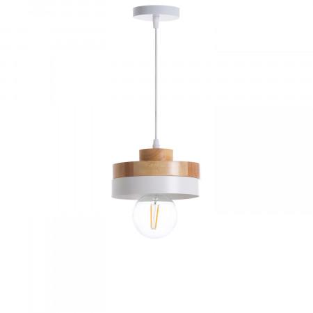 Lámpara de Techo Lublin 18x18x10cm 7hSevenOn Deco
