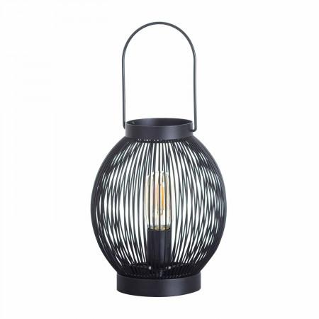 Lámpara de Mesa Kai Negro...