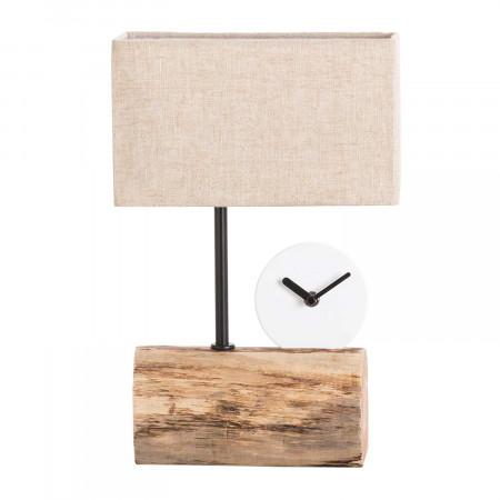 Lámpara de Mesa Natural...