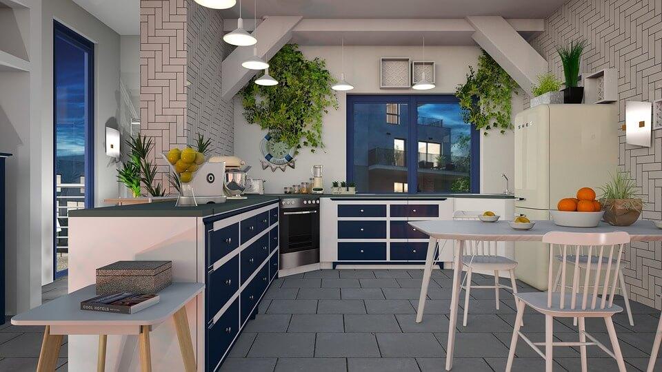 proyecto de iluminacion cocina