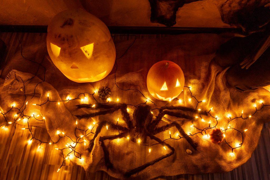 tiras de led halloween
