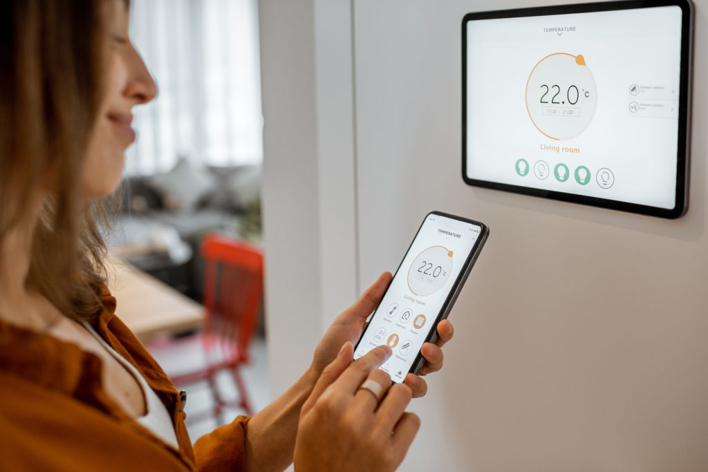 climatización inteligente
