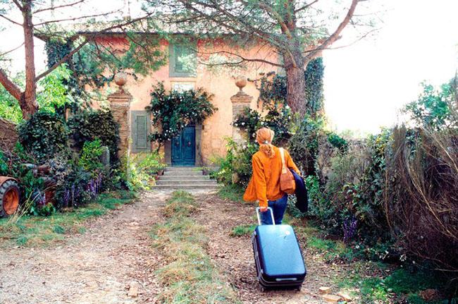 Bajo el sol de la Toscana: estilo italiano