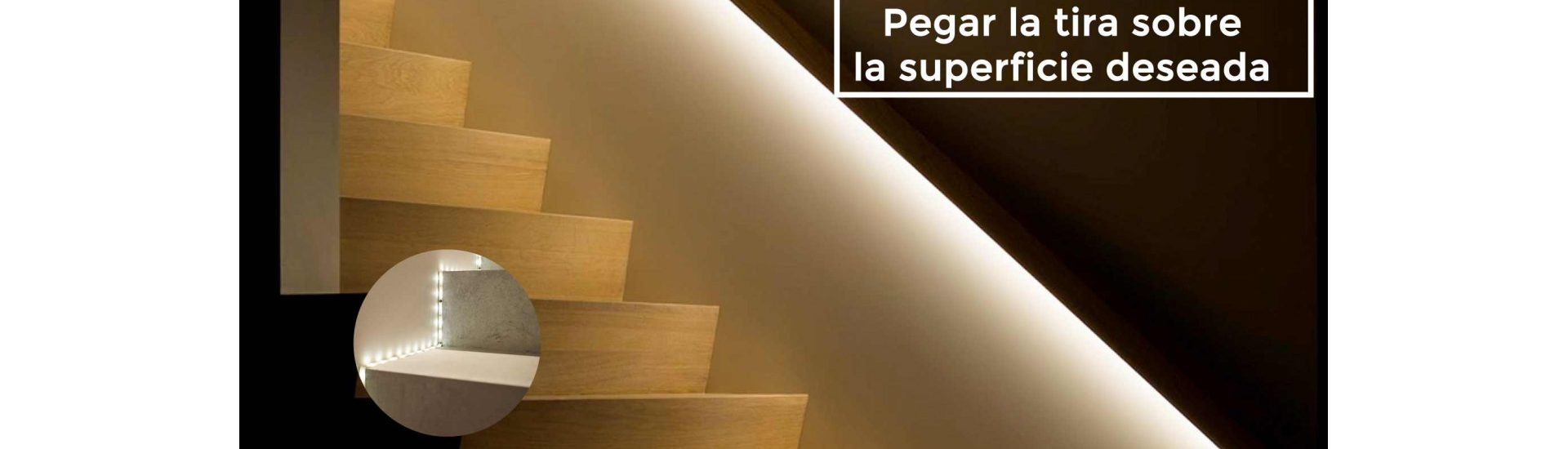 Cómo conectar tiras LED en serie