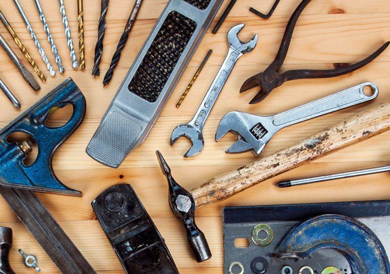 ¿Cómo hacer un taller para bricolaje en casa?