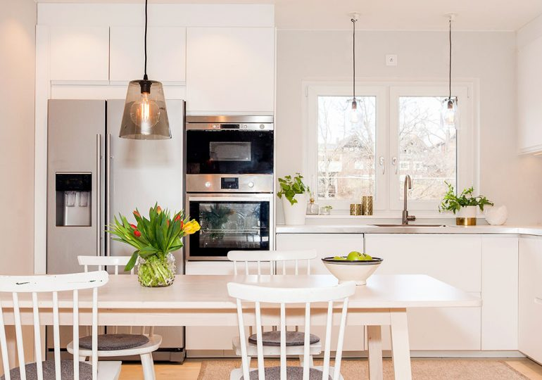 ¿Cómo iluminar una cocina?