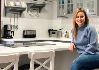 """Mónica Fernández: """"Me encanta la idea de proyectar sobre mi casa mis ideas y con ellas poder ayudar o inspirar a otras personas"""""""