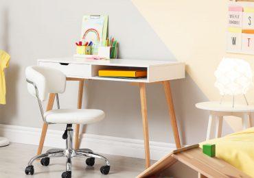 Vuelta al cole: Nuestros escritorios para niños