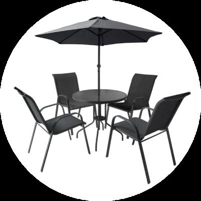 ✔️ Muebles Exterior: TODO lo que Necesitas al Mejor Precio ▶️