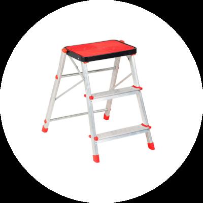 Escaleras de Aluminio Domésticas al Mejor Precio | Orion91