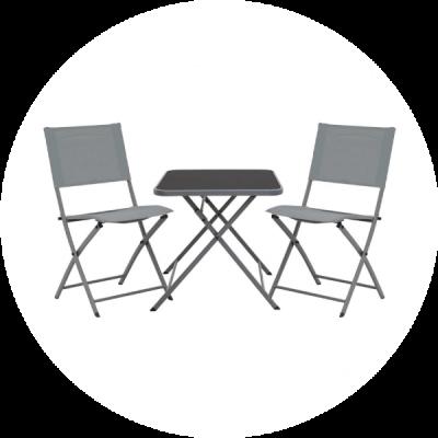✔️ Mesas y Sillas Plegables Baratas - Comprar Ahora Online ▶️