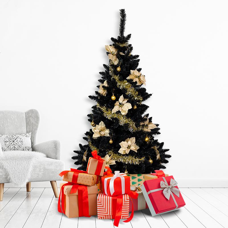 Árbol de Navidad Toronto en salón