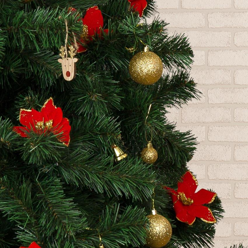 Árbol de Navidad artificial tradicional