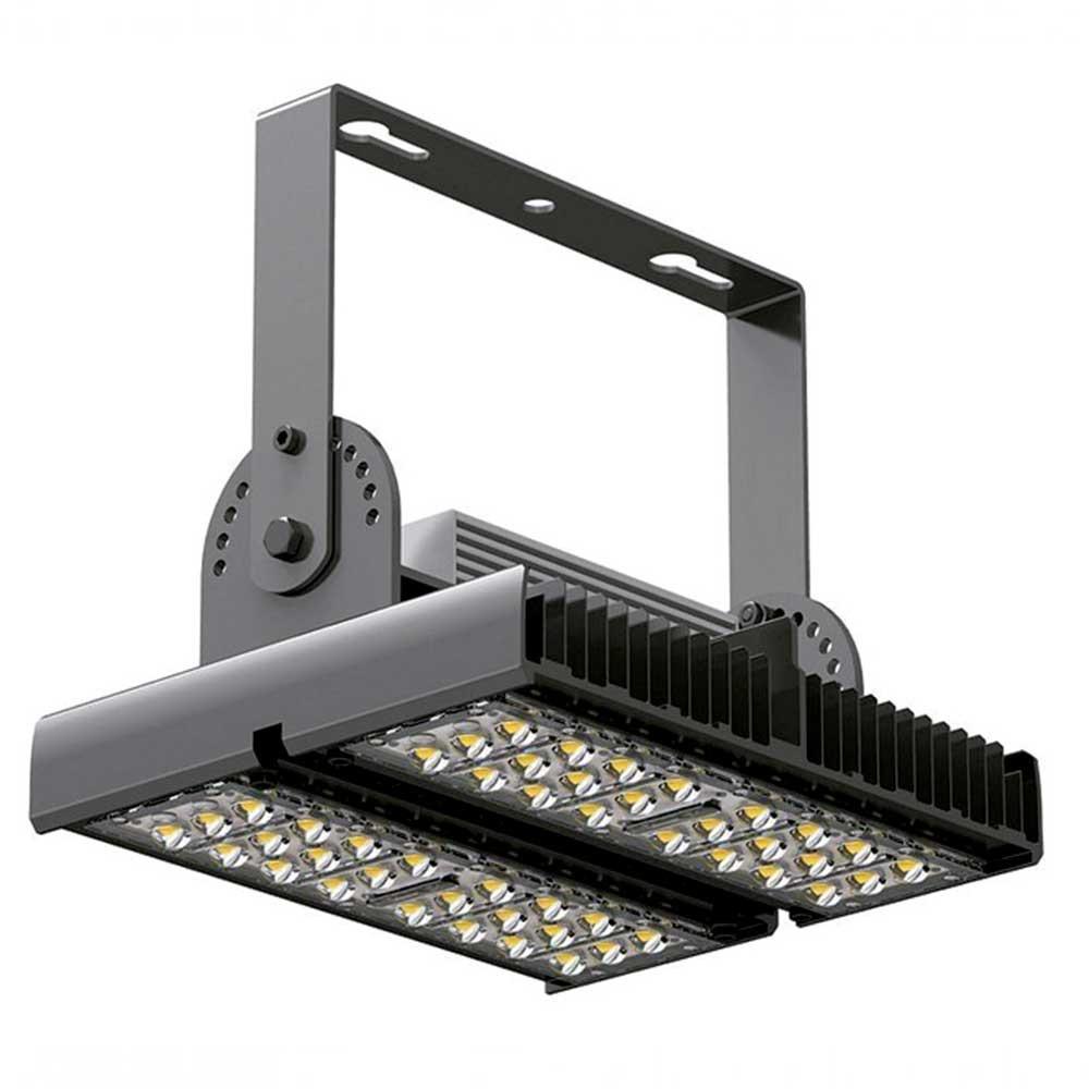 Proyector LED 65W de Exterior IP65 Orientable Negro 6000K Eilen
