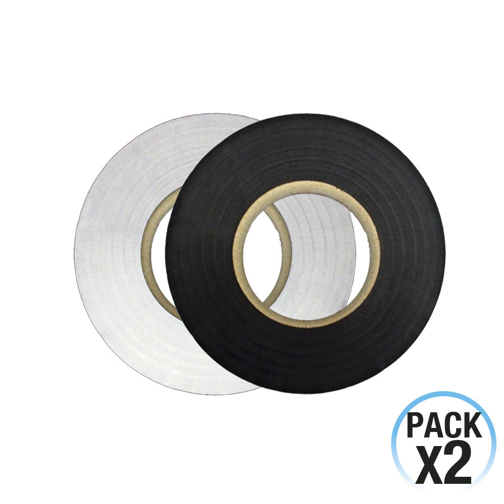 Pack 2 Cintas Aislantes 20m 7hSevenOn Elec