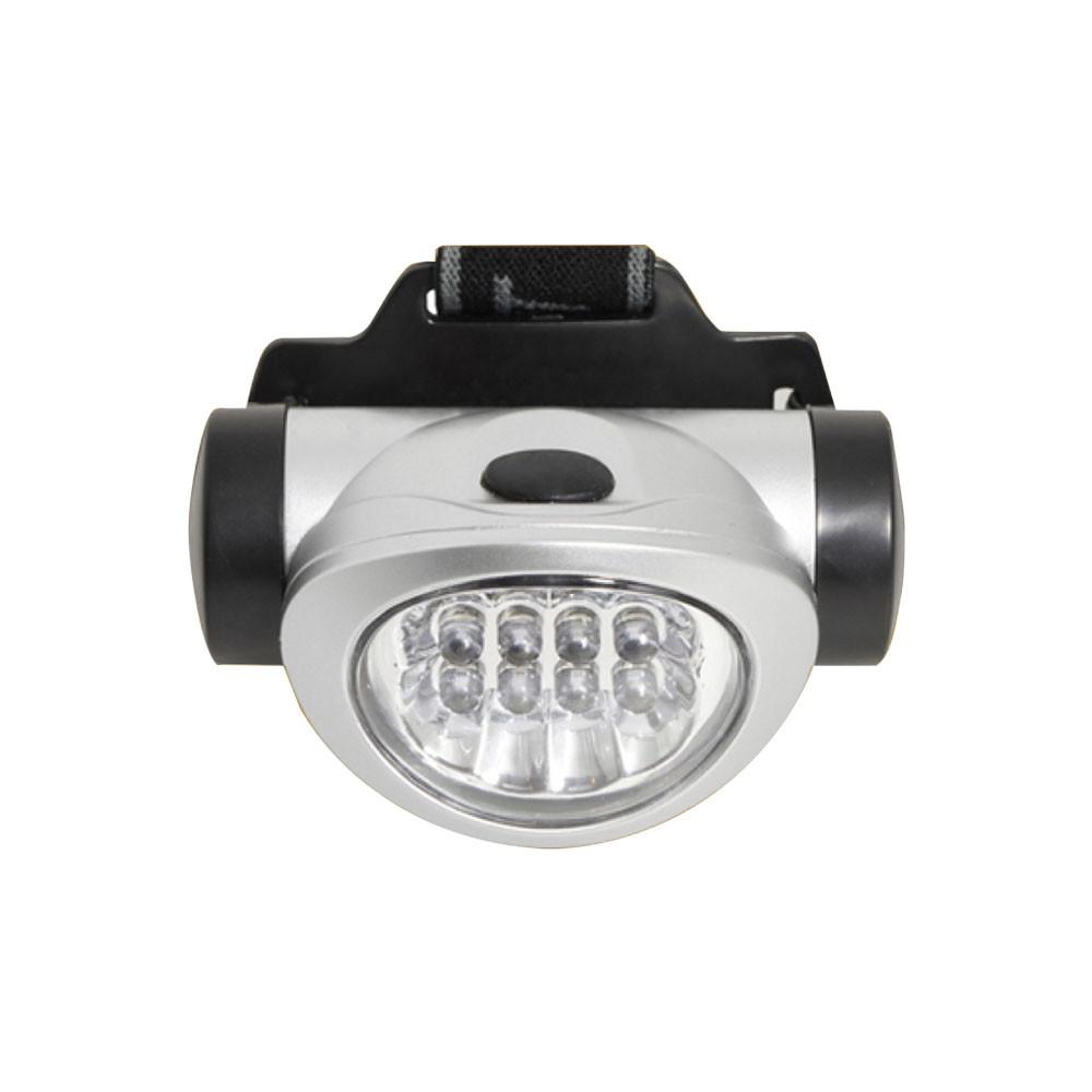 Linterna LED Frontal 3 Posiciones y 3 Pilas LR03-AAA Incluidas 7hSevenOn Deco