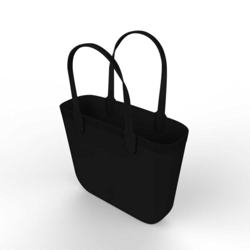 Bolso Capazo Missbag Multiusos 10 Litros Negro Progarden